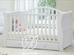 Tempat Tidur Bayi Lucu Minimalis Modern