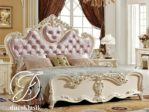Tempat Tidur Cinta Cat Duco Putih Terbaru