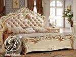 Tempat Tidur Mewah Ukir French Classic
