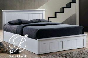 Tempat Tidur Minimalis Simple Modern