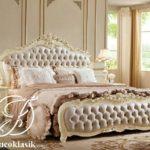 Tempat Tidur Modern Ukir Royal Eropa