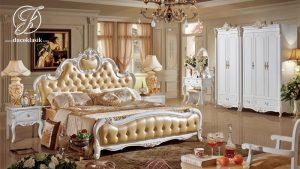 Set Kamar Tidur Cinta Ukir Modern